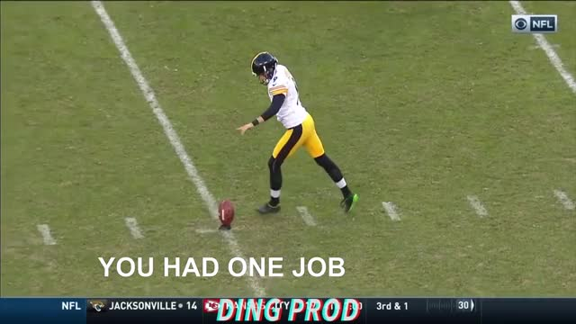 Watch and share Nfl Failed Hurdle GIFs and Ding Productions GIFs on Gfycat