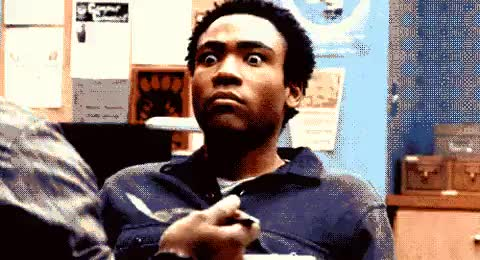 Watch this wtf GIF on Gfycat. Discover more Donald Glover GIFs on Gfycat