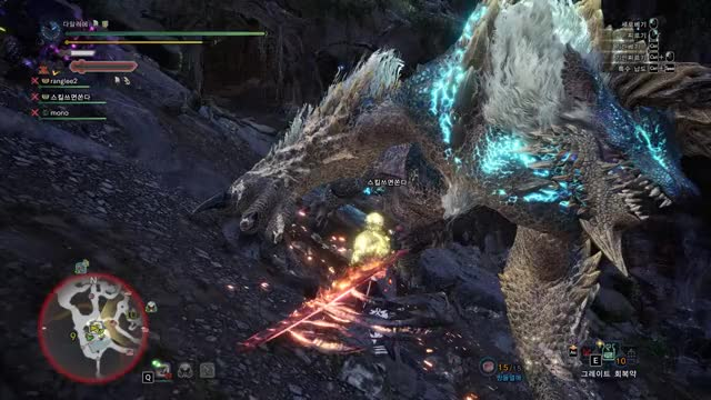 Watch and share Monster Hunter World 2020.04.03 - 01.12.27.02 GIFs by 김민영 on Gfycat