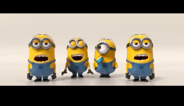Watch and share Minion's GIFs on Gfycat