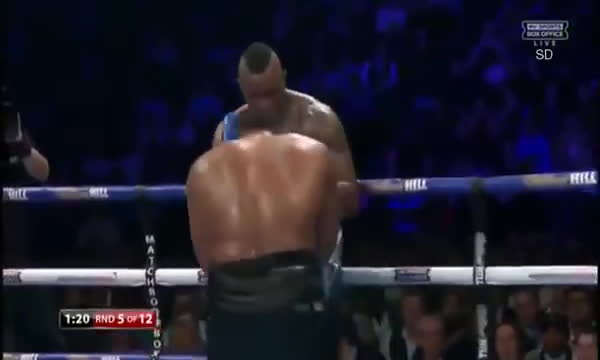 box, boxing, dereck chisora, sports, Dereck Chisora vs. Dilian Whyte FULL FIGHT ( FIGHT OF THE YEAR) 10.12.2016. GIFs