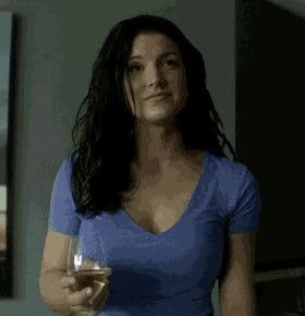 Watch and share Gina Carano GIFs and Swag GIFs on Gfycat