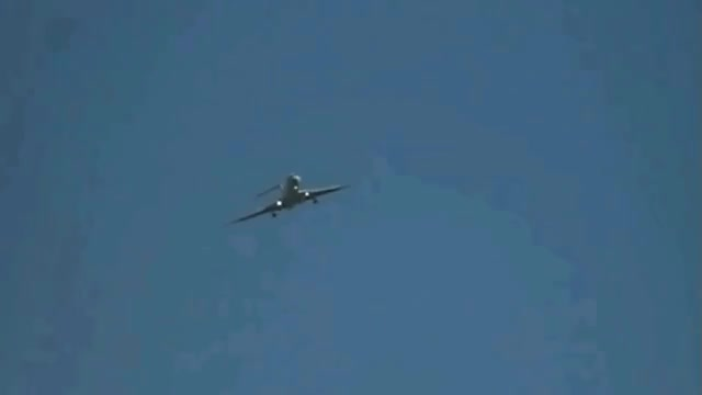 Watch and share Russian Airliner Tupolev TU-154 Airplane Flight Control Problems GIFs on Gfycat