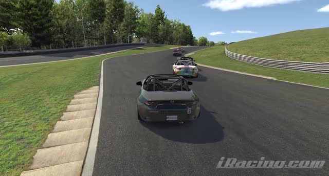Watch and share Iracing GIFs by cascadebeta on Gfycat