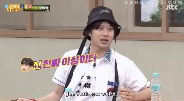 Watch and share Jin Heechul Wink GIFs by sweet-tae on Gfycat