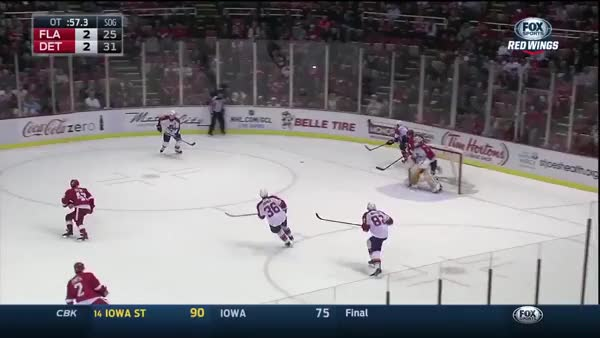 Watch and share Helm Hit On Campbell 12-12-15 GIFs on Gfycat