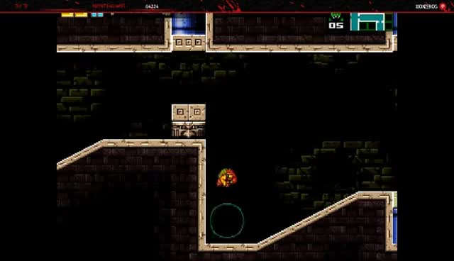 AM2R: Another Metroid 2 Remake -- Gameplay Capture GIFs