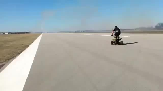 Watch and share My Friend Struggling With His Wheelie GIFs on Gfycat
