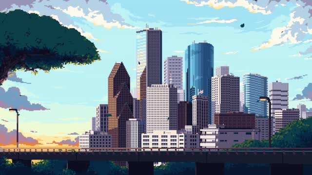 Watch and share City Skylines GIFs and Wallpaper GIFs by iSaith on Gfycat