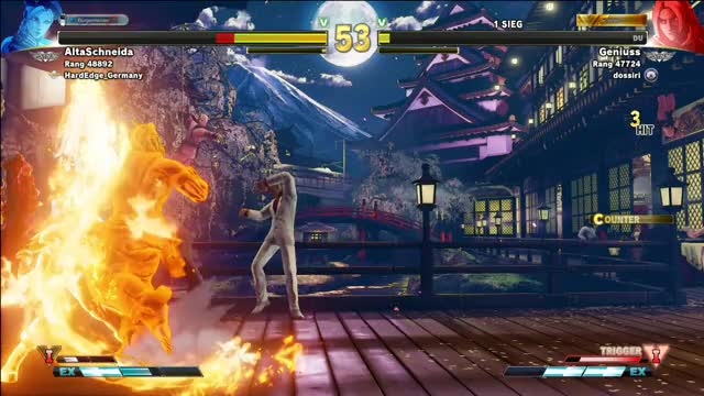 Watch and share Sfv Ranked GIFs and Sfv Cammy GIFs by Genius on Gfycat