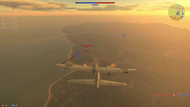 Watch and share War Thunder_20170920092148 GIFs on Gfycat