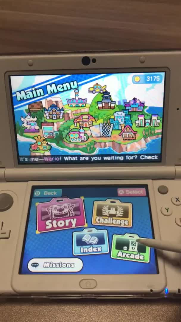 Watch and share TIL You Can Play Warioware On 3DS INSIDE Warioware On 3DS GIFs on Gfycat