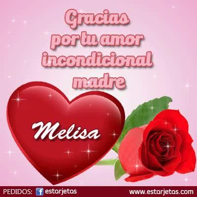 Watch and share Melisa Tarjetas Gifs Corazon Amor Incodicional Madre GIFs on Gfycat