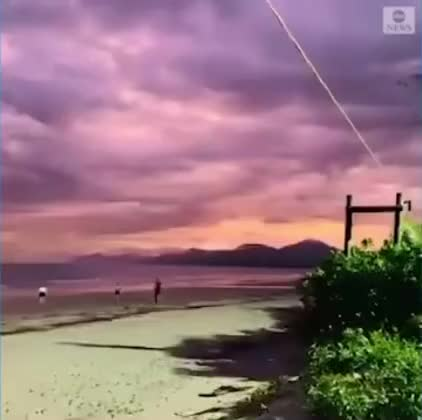 Watch and share Purple Sky GIFs and Lightning GIFs by M.T. Poktiz on Gfycat