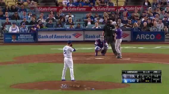 Watch floro-sl GIF by @jsulliv6 on Gfycat. Discover more Los Angeles Dodgers, baseball GIFs on Gfycat
