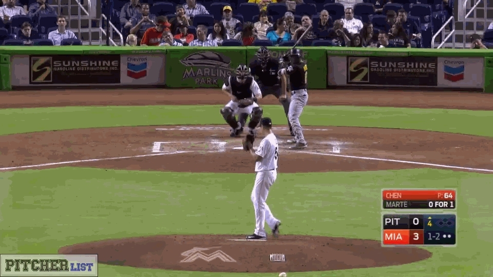 baseball, filthypitches, Wei-Yin Chen - From /u/Stonewater (reddit) GIFs