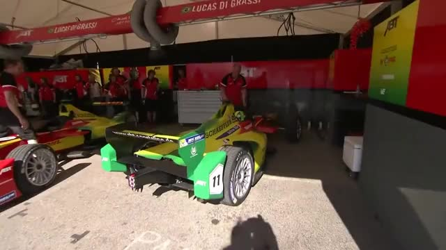 Watch FIA Formula E Moscow - Lucas Di Grassi Pit Stop HD GIF on Gfycat. Discover more related GIFs on Gfycat