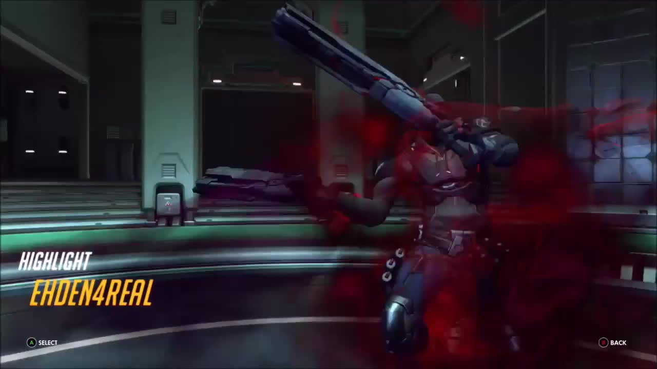 overwatch, ultimategifs, Hey, there's a Reaper behind you! GIFs