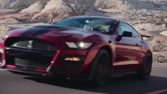 Watch and share 2020 Ford Mustang Shelby GT500 Video Debut GIFs on Gfycat