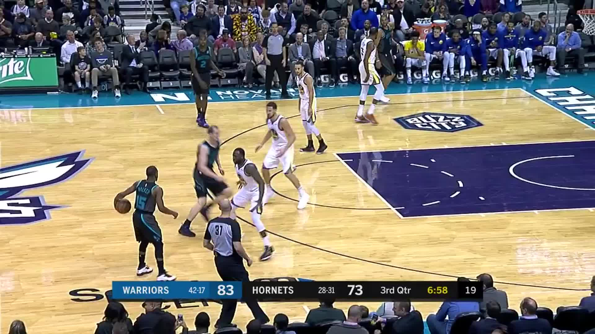 basketball, charlotte hornets, golden state warriors, hornets, warriors, 9eda6b56-f1c3-2a5c-ee95-f46d9a772d49.nba 3369001 1920x1080 5904 GIFs