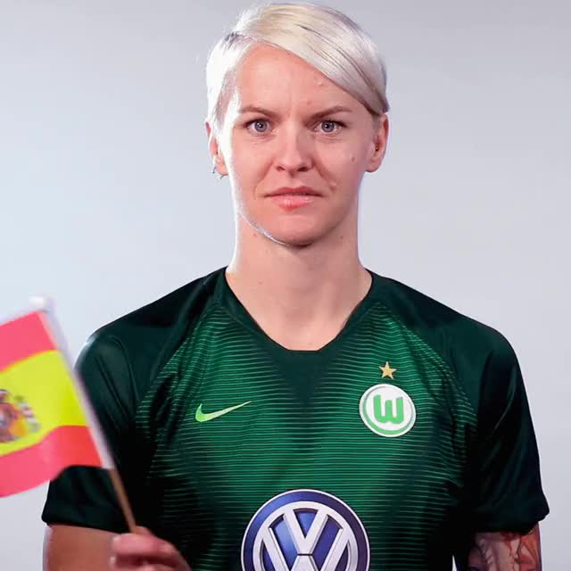 Watch and share 4 Flag Spain GIFs by VfL Wolfsburg on Gfycat