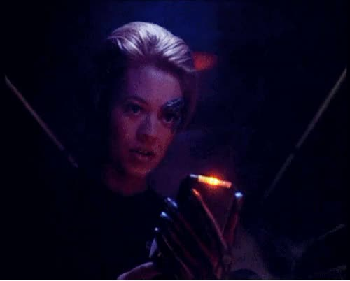 Watch and share Star Trek Voyager GIFs and Seven Of Nine GIFs on Gfycat