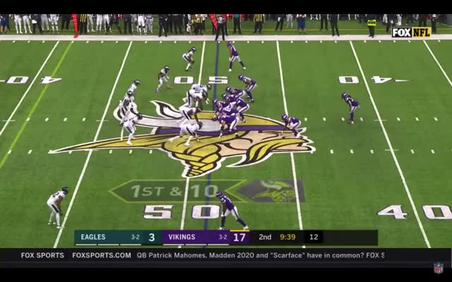 Watch and share Philadelphia Eagles GIFs and Minnesota Vikings GIFs on Gfycat