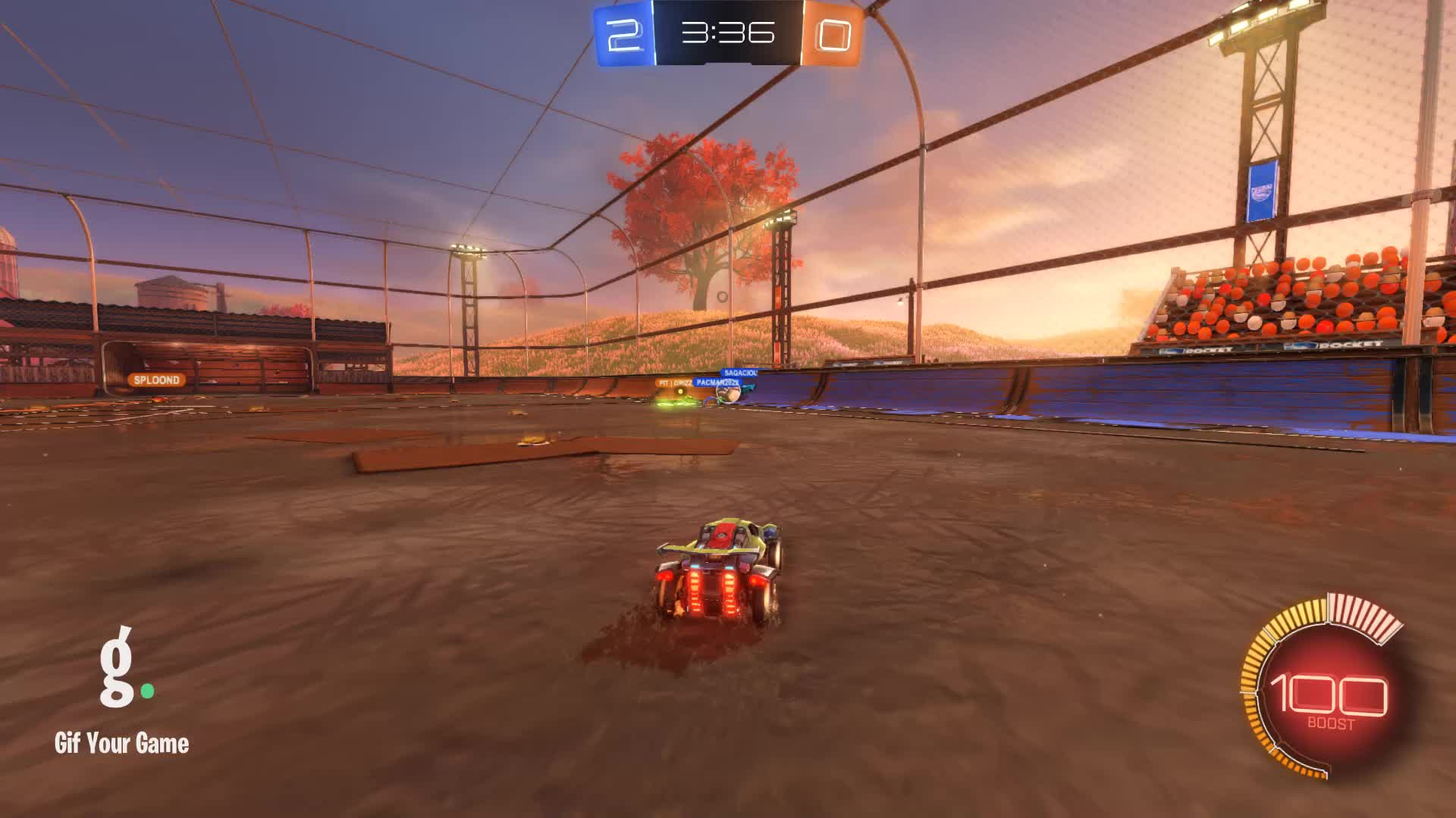 Gif Your Game, GifYourGame, ItWas...Justified, Rocket League, RocketLeague, ItWas...Justified Clip 1 GIFs