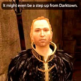 Watch and share Garrett Hawke GIFs and Dragon Age 2 GIFs on Gfycat