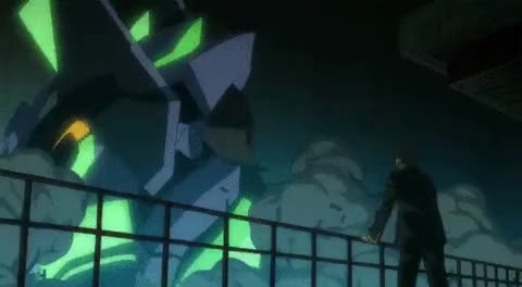 Watch Respect Zeruel (Rebuild of Evangelion) : respectthreads GIF on Gfycat. Discover more related GIFs on Gfycat
