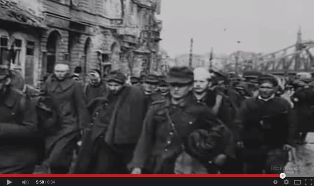 Watch and share Budapest Ostroma 1945-ben... GIFs on Gfycat