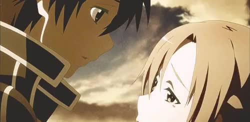 Watch so say we all GIF on Gfycat. Discover more Sword art online, asuna chan, asuna yuuki, baes, i miss them, kazuto kirigaya, kirigaya kazuto, kirito, kirito kun, otp: i will protect you till the end of time, sao, saogifs, yuuki asuna GIFs on Gfycat