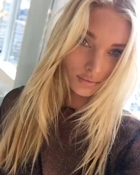 Watch and share Elsa Hosk GIFs by dgd on Gfycat