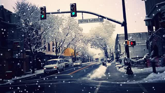 Watch and share AMBLER SNOW GIFs on Gfycat