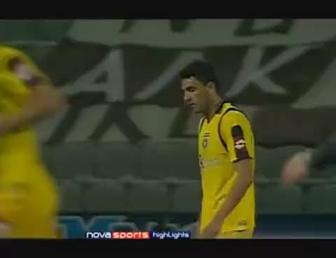ΑΕΛ-Αστέρας Τρίπολης  2-1 2008-09