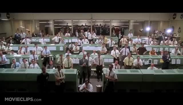 Watch and share Apollo 13 (11/11) Movie CLIP - Re-Entry (1995) HD GIFs on Gfycat