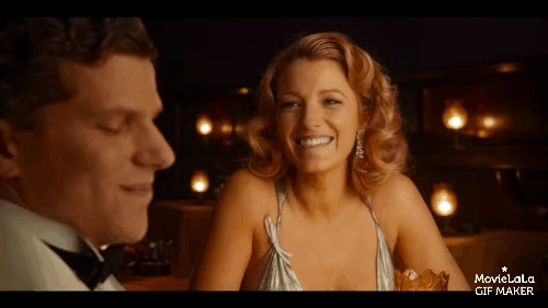 blakelively, movies, sexy, Cafe Society Trailer GIFs