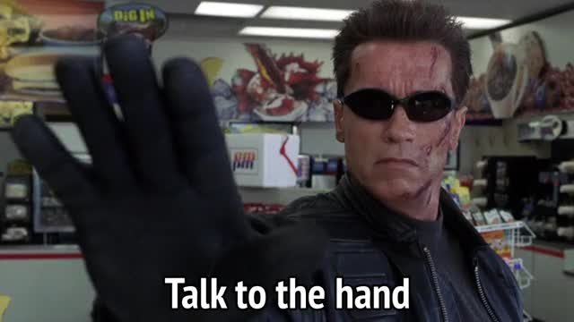 Watch this arnold schwarzenegger GIF by MikeyMo (@mikeymo) on Gfycat. Discover more arnold schwarzenegger, celebs, terminator 3, the terminator GIFs on Gfycat