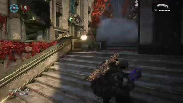 Watch crappy outplay GIF by Xbox DVR (@xboxdvr) on Gfycat. Discover more GearsofWar4, WistfulTerror39, xbox, xbox dvr, xbox one GIFs on Gfycat
