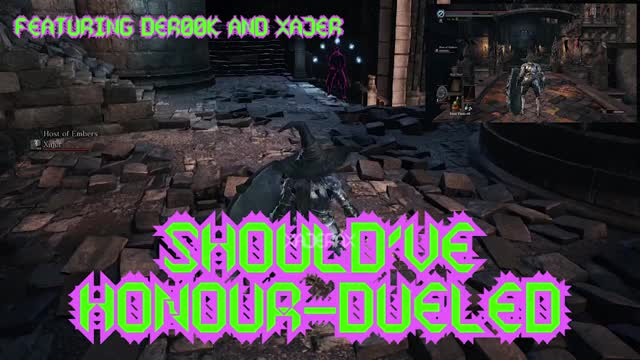 Watch and share Plunge Attack GIFs and Dark Souls 3 GIFs by xajerax on Gfycat