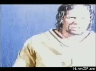 TNA Turning Point 2004 - Raven vs DDP