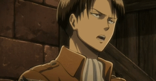 ee58bf48b32d Levi Ackerman + colors GIF | Find, Make & Share Gfycat GIFs