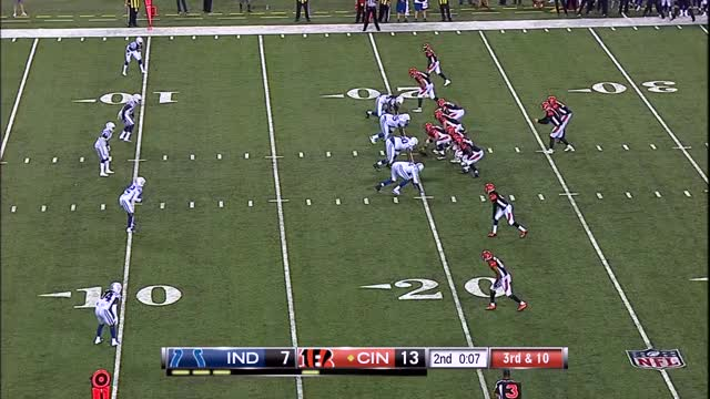 Watch and share Cincinnati Bengals GIFs and Indianapolis Colts GIFs by Erik Smith on Gfycat