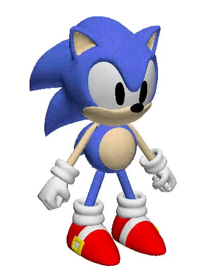 Watch and share Sonic The HedgeHog Spin 360 Sega Gfycatdepot GIFs by jaxspider on Gfycat