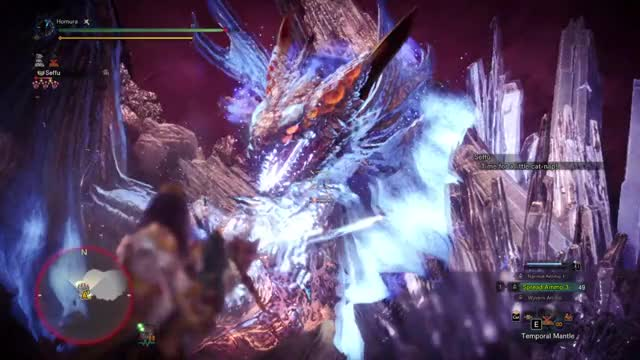 Watch and share MONSTER HUNTER WORLD(404549) 2020-03-01 23-33-00 GIFs by eondra on Gfycat