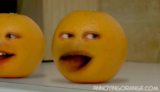 Watch and share Annoying Orange GIFs on Gfycat