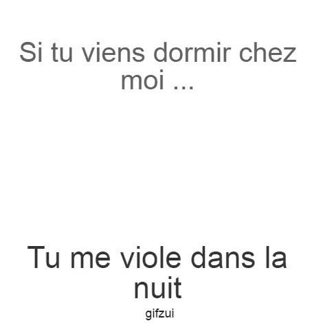 Watch and share Si Tu Viens Dormir Chez Moi ... GIFs on Gfycat