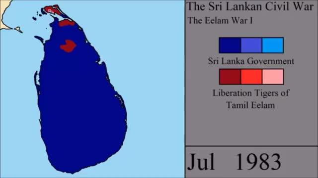 Watch and share Sri Lankan Civil War Animation GIFs on Gfycat