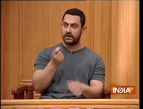 Watch and share Aamir Khan In Aap Ki Adalat (Full Interivew) GIFs on Gfycat