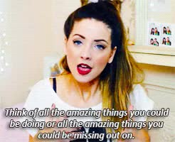 Watch and share Zoe Sugg GIFs and Zoella GIFs on Gfycat